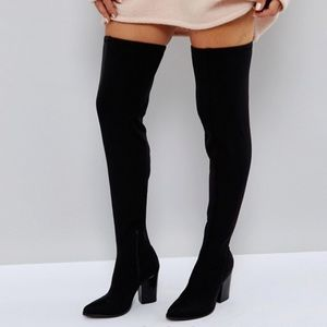 ASOS Shoes - ASOS OTK Black Boots
